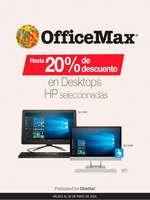 Ofertas de Office Max, Promociones