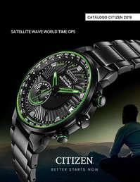Catálogo Citizen 2019