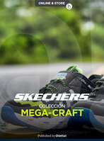 Ofertas de Skechers, MEGA-CRAFT