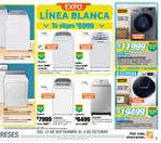Ofertas de The Home Depot, Expo Línea Blanca