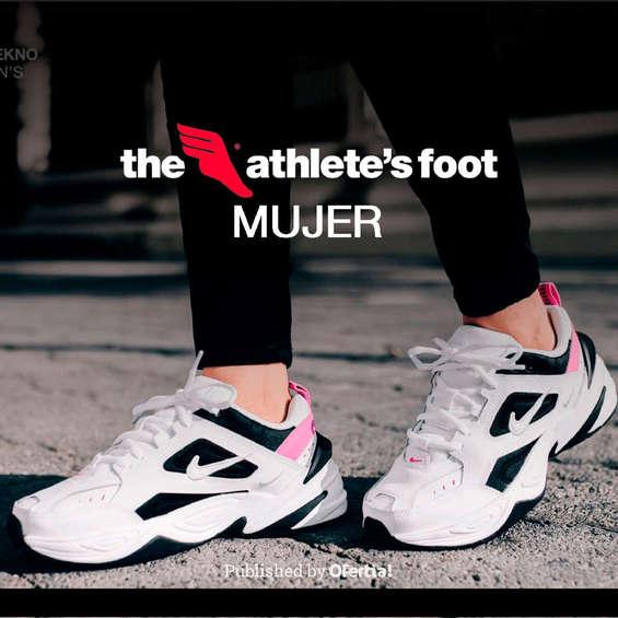 Ofertas de The Athlete's Foot, Mujer