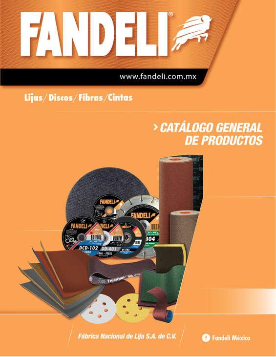 Ofertas de Fandeli, Catálogo Fandeli
