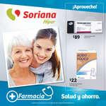 Ofertas de Soriana Híper, Salud y ahorro