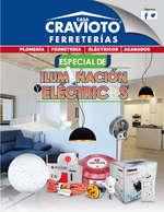 Ofertas de Casa Cravioto, Promociones de Septiembre 2017