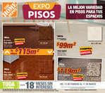 Ofertas de The Home Depot, Expo Pisos