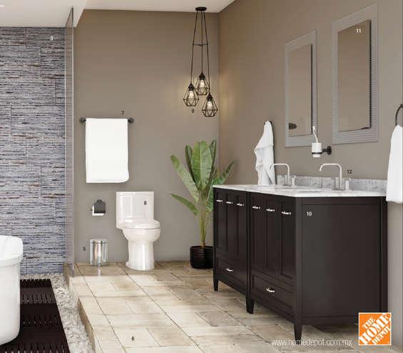 Ofertas de The Home Depot, Catálogo digital de pisos y baños