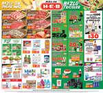 Ofertas de H-E-B, Hazlo tricolor - prensas