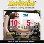 Ofertas de Meineke, Promoción TDU