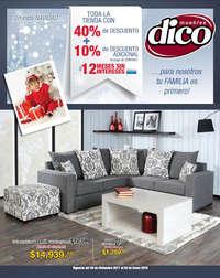 Muebles Dico Diciembre