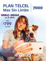 Ofertas de Telcel, Telcel Más Sin Límite por 2 años
