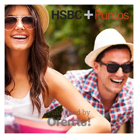 Ofertas de HSBC, HSBC + Puntos