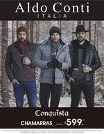 Ofertas de Aldo Conti, Conquista Chamarras desde $599.00