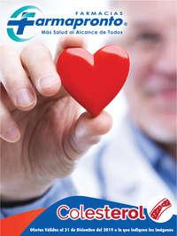 Colesterol - Servicio a domicilio