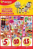 Ofertas de Soriana Express, La Familia Mercado