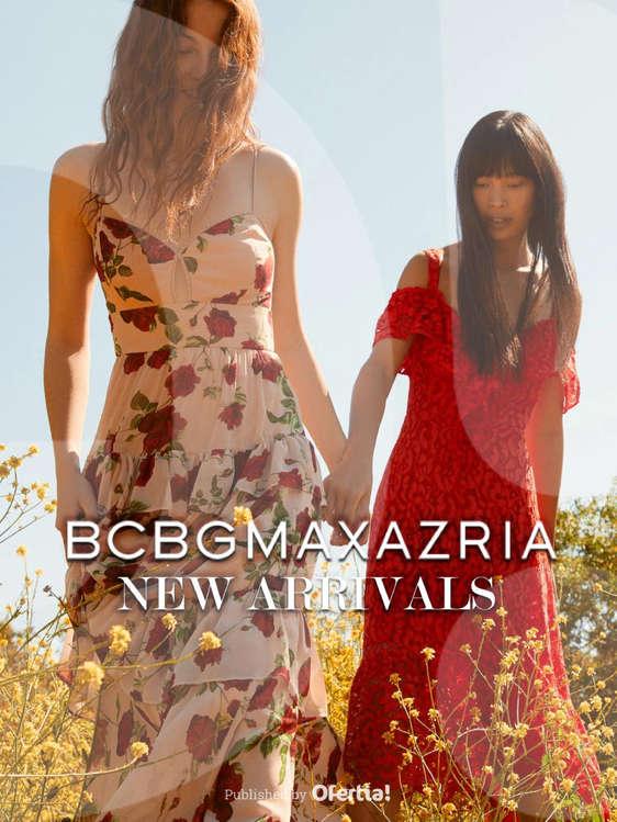 Ofertas de BCBGMAXAZRIA, NEW ARRIVALS