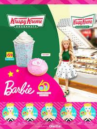 Barbie x Krispy Kreme