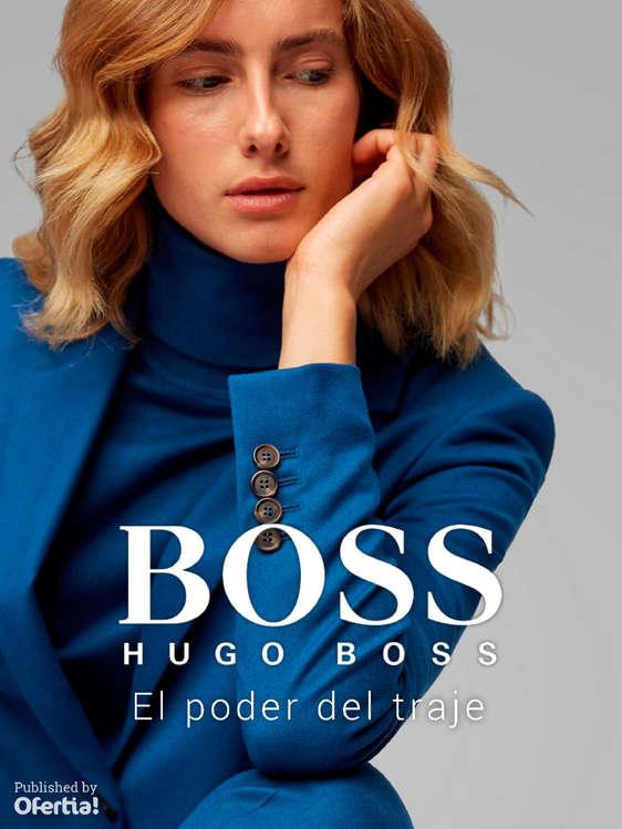 Ofertas de Hugo Boss, El poder del traje