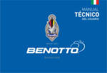Ofertas de Benotto, Manual Técnico del usuario