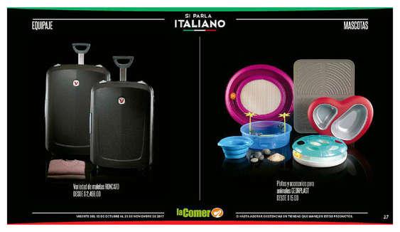 Ofertas de La Comer, Si Parla Italiano La Comer