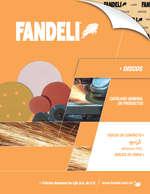 Ofertas de Fandeli, Catálogo Discos
