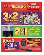 Ofertas de Soriana Express, Julio Regalado