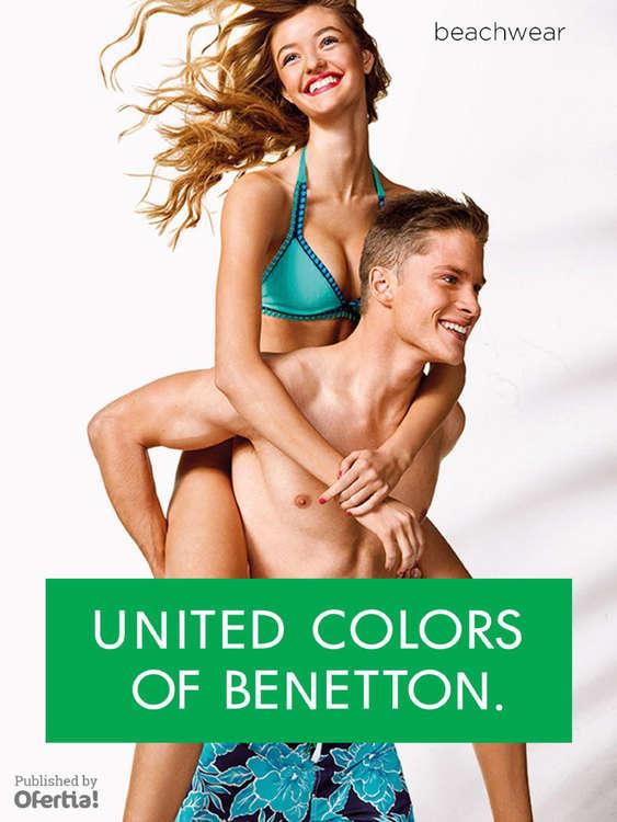 Ofertas de Benetton, Beachwear