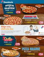 Ofertas de Domino's Pizza, Domino's Promociones
