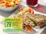 Ofertas de Super Salads, Super meriendas