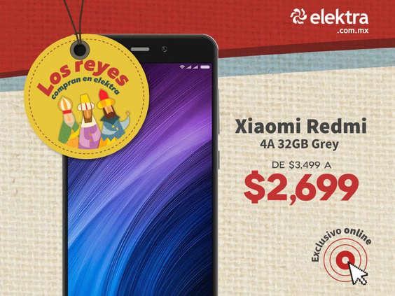 Ofertas de Elektra, Xiaomi Redmi