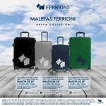 Ofertas de Ferrioni, Maletas Ferrioni