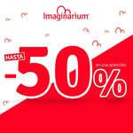 Ofertas de Imaginarium, Hasta 50% de descuento