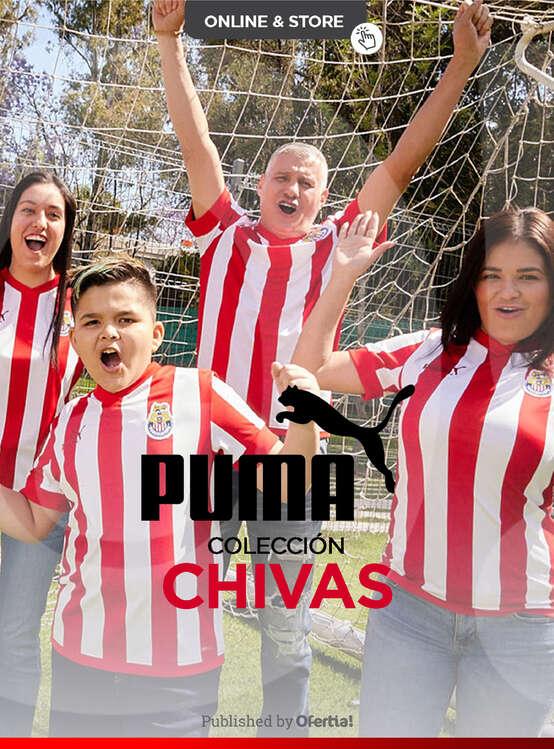 Ofertas de Puma, Chivas