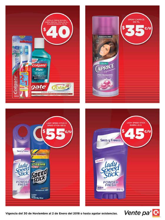 Higiene bucal en El Salto - Catálogos, ofertas y tiendas