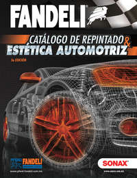 Catálogo Estética Automotriz