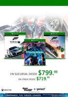 Ofertas de Game Planet, Novedades Xbox