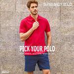 Ofertas de Springfield, Pick your Polo