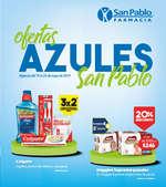 Ofertas de San Pablo Farmacia, Ofertas azules