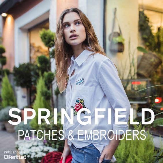 Ofertas de Springfield, Patches & Embroiders