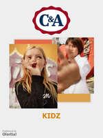 Ofertas de C&A, C&A KIDZ