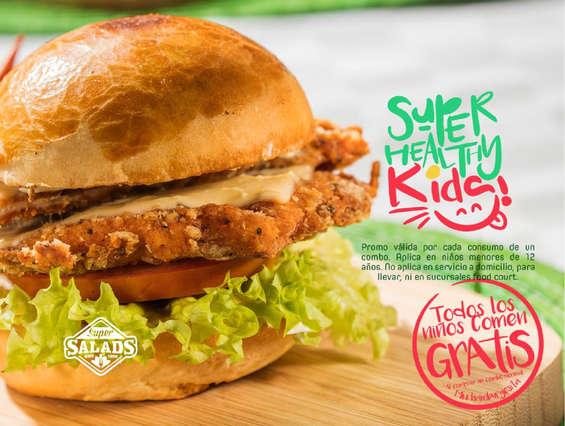 Ofertas de Super Salads, Super Healthy Kids