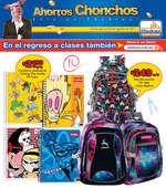 Ofertas de Súper Chedraui, Ahorros Chonchos Regreso a Clases