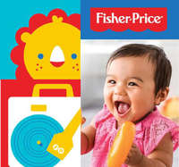 Productos Fisher Price