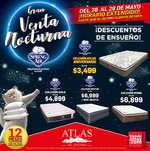 Ofertas de Atlas Del Descanso, Gran Venta Nocturna
