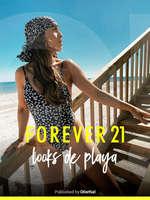 Ofertas de Forever 21, Looks de Playa