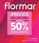 Ofertas de Flormar, Precios de locura - Campaña 8