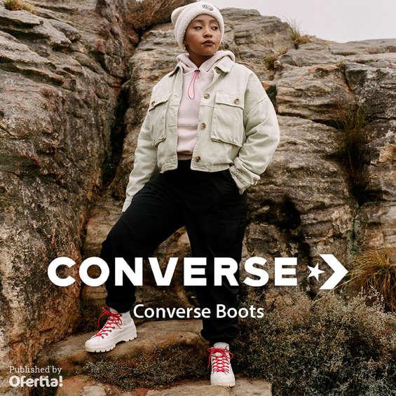 Ofertas de Converse, Converse Boots