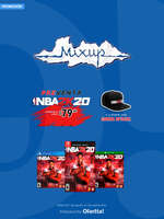 Ofertas de Mix Up, Preventa NBA 2K20