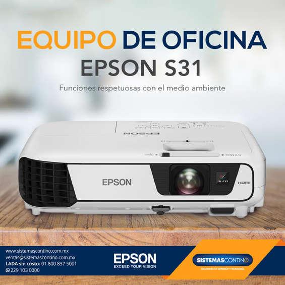 Ofertas de Contino, Epson S31
