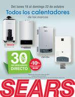 Ofertas de Sears, Calentadores