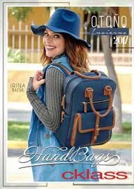 Cklass handbags otoño invierno 2017